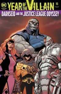 Justice League Odyssey #15 CVR A Acetate