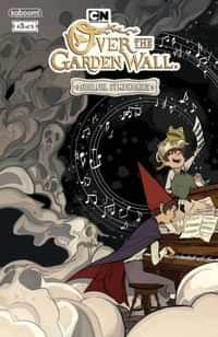 Over Garden Wall Soulful Symphonies #3 CVR A Young