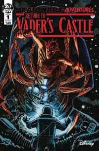 Star Wars Adventures Return To Vaders Castle #1 CVR A Francavilla