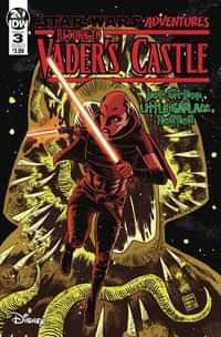 Star Wars Adventures Return To Vaders Castle #3 CVR A Francavilla
