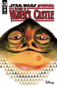 Star Wars Adventures Return To Vaders Castle #4 CVR B Baldar