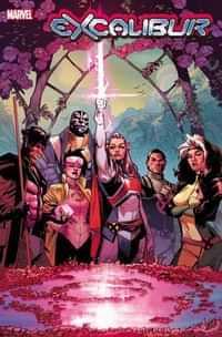 Marvel Poster Excalibur #1 Asrar