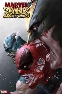 Marvel Poster Marvel Zombies #1 Inhyuk Lee