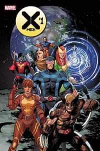 Marvel Poster X-men #1 Yu