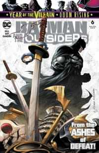 Batman and the Outsiders #6 CVR A