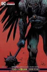 Hawkman #17 CVR B