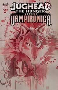 Jughead Hunger Vs Vampironica #5 CVR B Mack