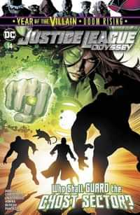 Justice League Odyssey #14 CVR A