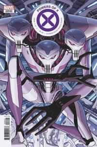 Powers of X #6 Variant Weaver New Character Var
