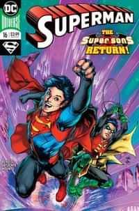Superman #16 CVR A