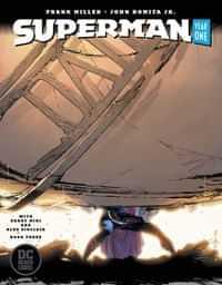 Superman Year One #3 CVR A Romita