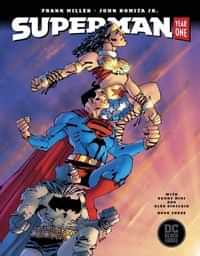 Superman Year One #3 CVR B Miller