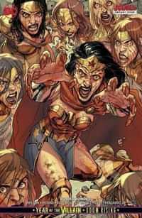 Wonder Woman #80 CVR B