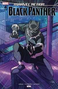 Marvel Action Black Panther #4