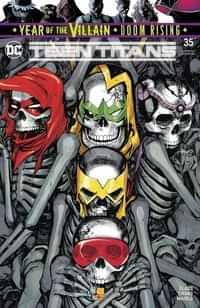 Teen Titans #35 CVR A