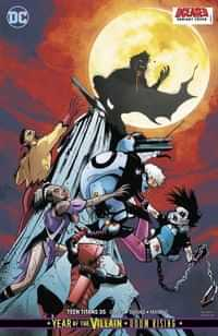 Teen Titans #35 CVR B