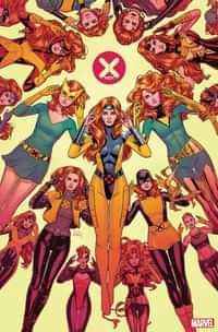 X-Men #1 Variant 50 Copy Dauterman