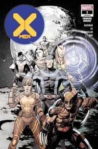 X-Men #1 Variant Yu Premiere