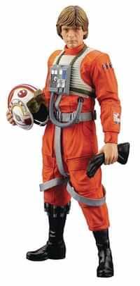 Star Wars Statue Artfx Luke Skywalker X-Wing Pilot