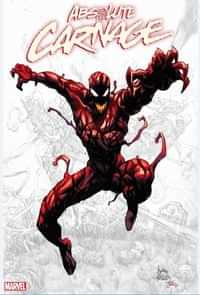 Absolute Carnage #1 Fifth Printing Stegman
