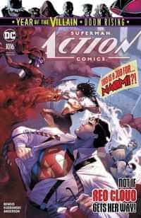 Action Comics #1016 CVR A
