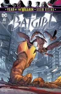 Batgirl #40 CVR A
