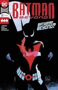 Batman Beyond #37 CVR A