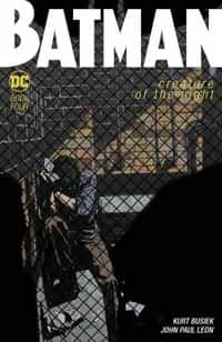 Batman Creature of the Night #4