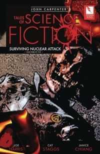 Carpenter Tales Sci Fi Nuclear Attack #5