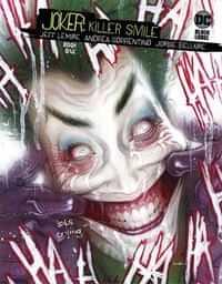 Joker Killer Smile #1 CVR B