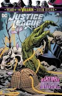Justice League Dark #16 CVR A
