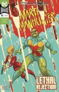 Martian Manhunter #9 CVR A