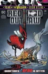 Red Hood Outlaw #39 CVR A