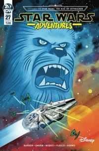 Star Wars Adventures #27 CVR A Charm