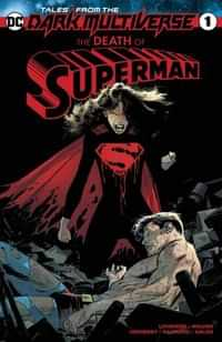 Tales From The Dark Multiverse One-Shot Death of Superman