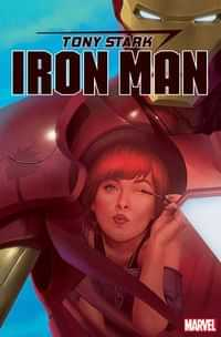 Tony Stark Iron Man #17 Variant Rahzzah Mary Jane Var