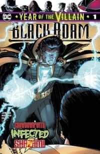 Year of the Villain One-Shot Black Adam