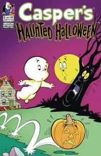 Caspers Haunted Halloween #1