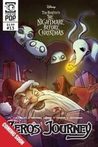 Nightmare Before Christmas Zeros Journey #13