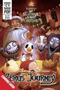 Nightmare Before Christmas Zeros Journey #14
