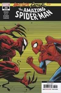 Amazing Spider-Man #30 Second Printing Ottley