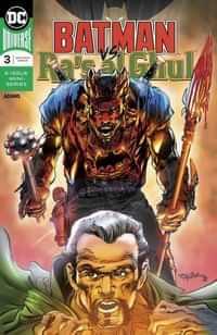 Batman Vs Ras Al Ghul #3