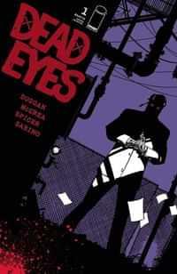 Dead Eyes #1 Second Printing