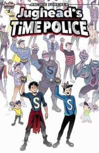 Jughead Time Police #5 CVR A Charm