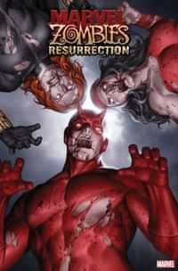 Marvel Zombies Resurrection #1 Variant Junggeun Yoon