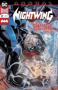 Nightwing Annual 2019