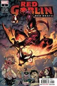 Red Goblin One-Shot Red Death