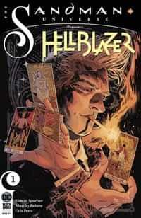 Sandman Universe Special Hellblazer #1 CVR A