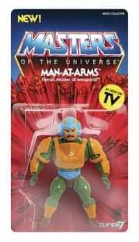 MOTU 5.5inch Vintage AF Man-at-Arms