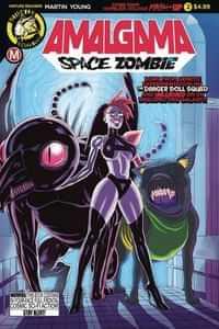 Amalgama Space Zombie #2 CVR A Young